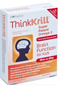 ThinkKrill® Brain Function For Kids